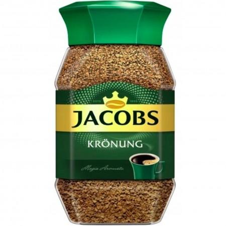 Jacobs Kronung kawa rozpuszczalna 200g
