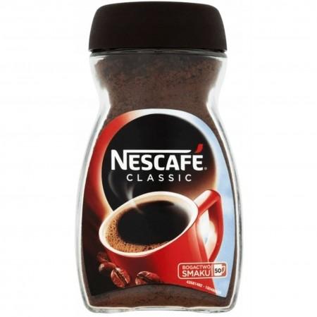 Nescafe Classic kawa rozpuszczalna 50g