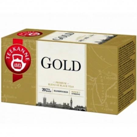 Teekanne Gold herbata 20 torebek