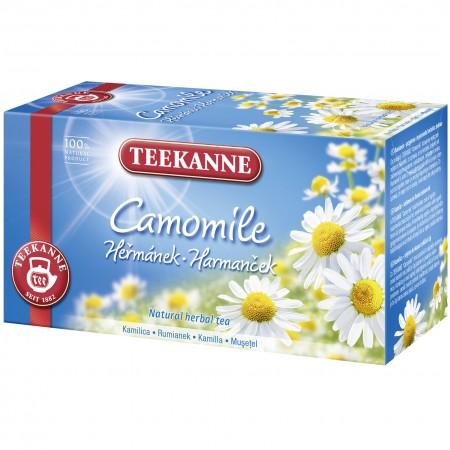 Teekanne Camomile herbata 20 torebek