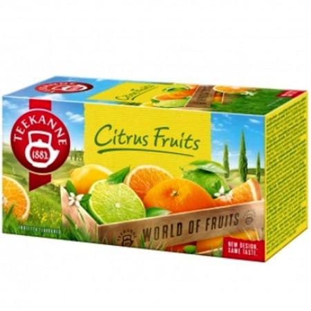 Teekanne Citrus Fruit herbata