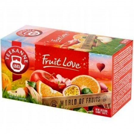 Teekanne Fruit Love herbata