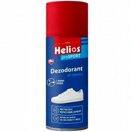 HELIOS Dezodorant z Jonami Srebra do Obuwia 150 ml