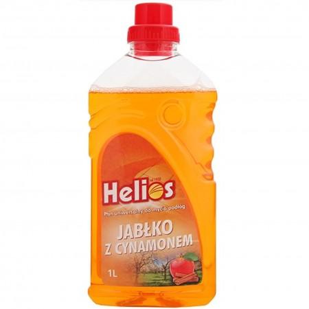 Helios płyn do podłóg jabłko z cynamonem 1L