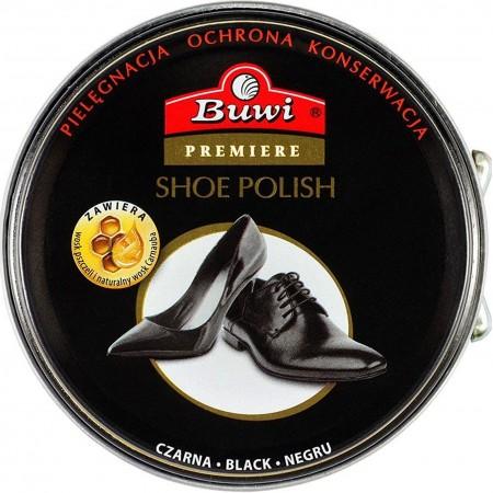 Buwi pasta do butów czarna 40ml